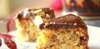 Gâteau à l'orange et amandes sans gluten au thermomix