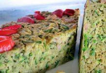 Gâteau aux légumes