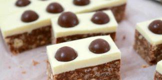 Gateau au chocolat et maltesers au thermomix