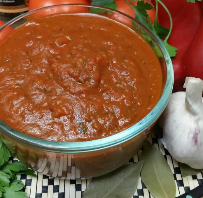 Purée de tomates - passata au thermomix