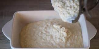 Recette Teurgoule - Riz au lait au four