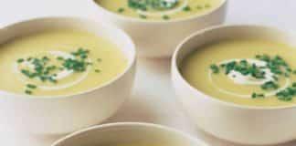 Soupe poireaux cookeo