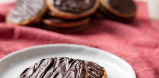 biscuits moelleux au chocolat au thermomix