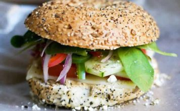 Bagels Sandwich - Snacks au thermomix