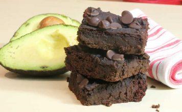 Brownie chocolat et avocat au thermomix