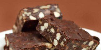 Brownies chocolat nestlé au thermomix