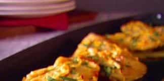 Escalopes de poulet à la crème du beurre et citron au thermomix
