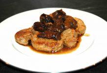 Filet de porc aux pruneaux cookeo
