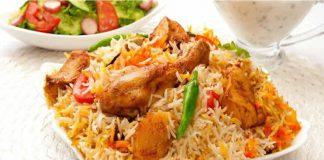Filet de poulet tandoori au riz au thermomix