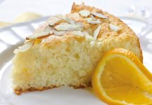 Gâteau à l'orange et amandes au thermomix