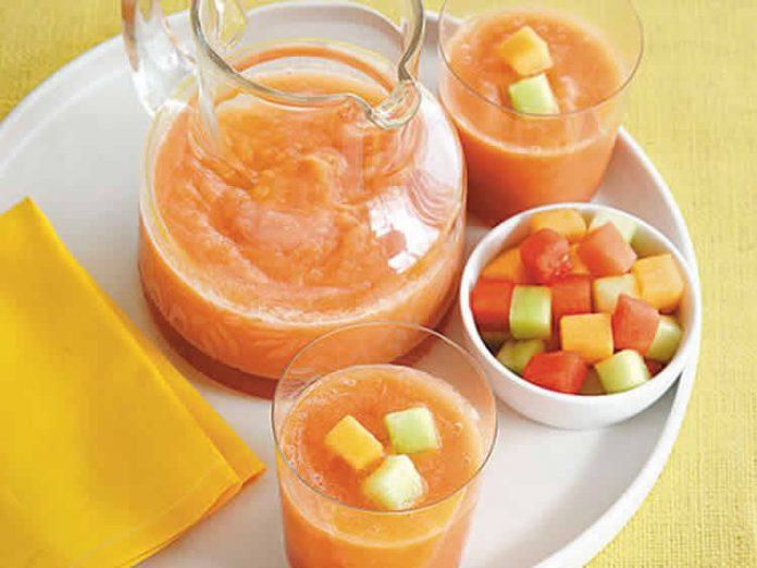 Jus mix fruit au thermomix