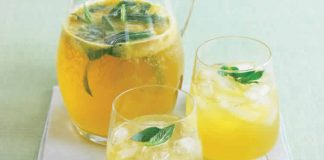 Jus orange et citron au thermomix