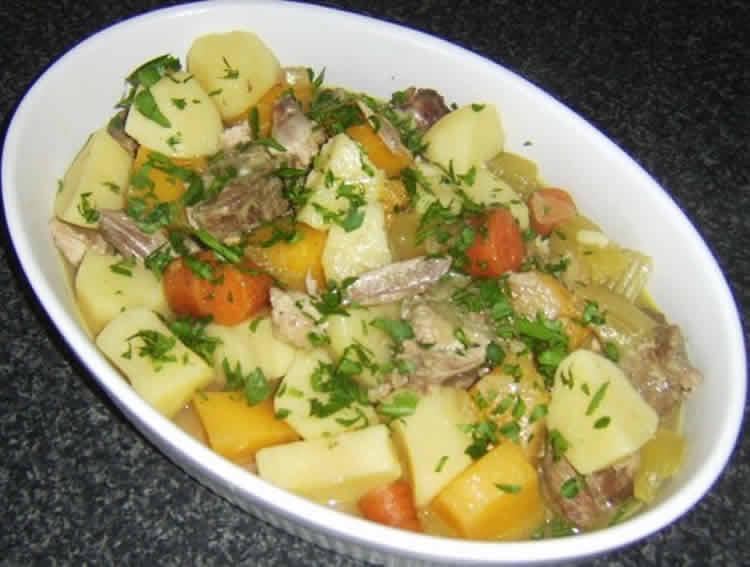 Lapin aux l gumes cookeo recette plat cookeo facile - Plat a cuisiner facile ...