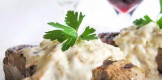 Sauce fromage roquefort cookeo