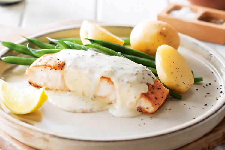 Grilled Cod Fish Recipes Butter