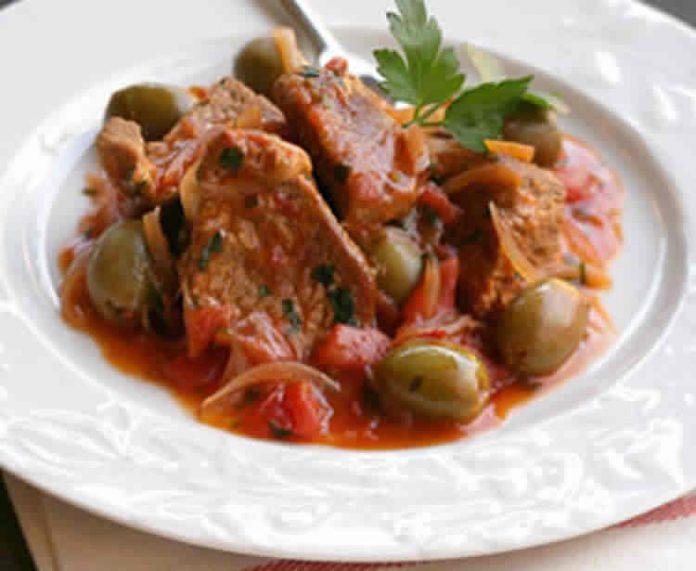 Bœuf aux olives au cookeo