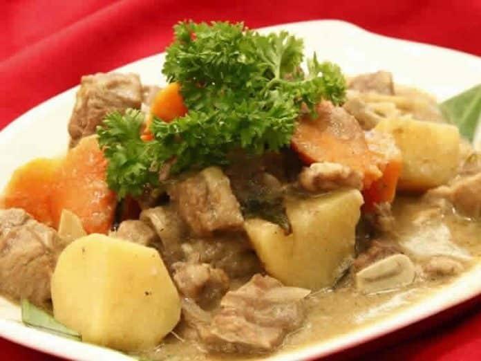 Blancs de poulet et pommes de terre au cookeo