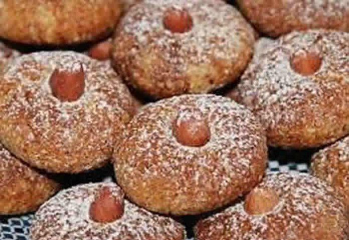 Ghoriba aux cacahuetes ftour ramadan