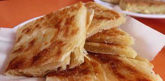 Msemen - ftour ramadan