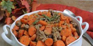 Saucisses et carottes au cookeo