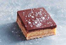 Tranche de caramel ftour ramadan