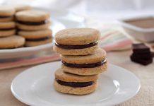 biscuit sablé - petit prince - chocolat au thermomix