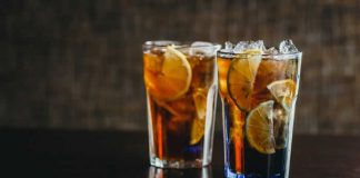 Cocktail Long island Iced Tea au thermomix