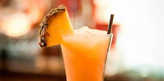 Cocktail orange ananas au thermomix