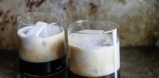 Cocktail white russian au thermomix