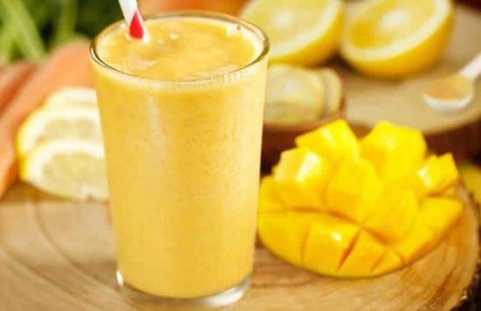 Nectar de mangue au thermomix