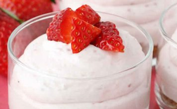 cheesecake fraise au thermomix