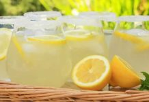 limonade au thermomix