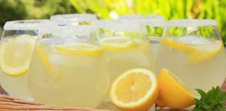 limonade au thermomix