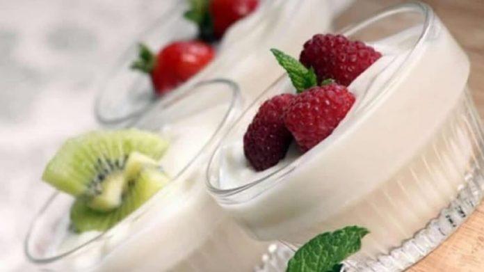 yaourt thermomix sans lait en poudre