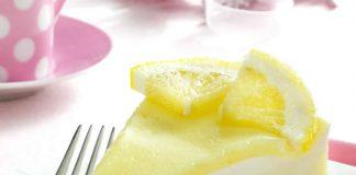 Bavarois au mousse citron avec thermomix