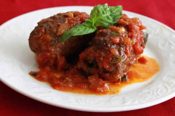 Boulettes de bœuf sauce tomate avec thermomix