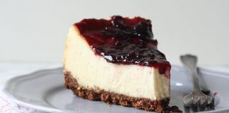 Cheesecake aux spéculoos facile