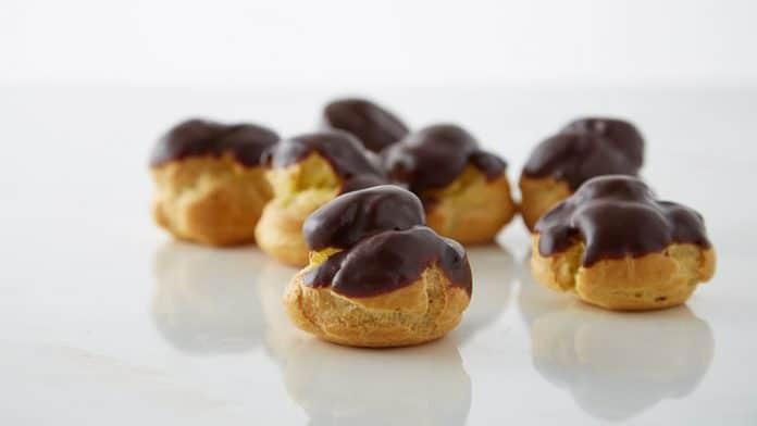 Chouquettes au chocolat avec thermomix