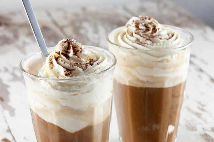 Crème café dessert avec thermomix