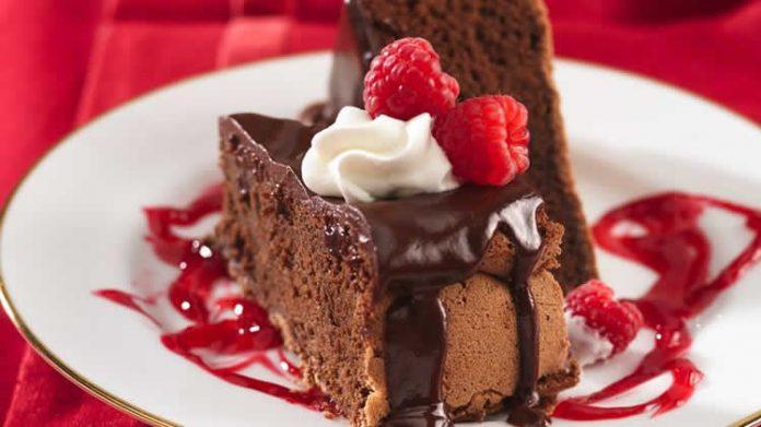 Gâteau au chocolat et crème fraiche avec thermomix
