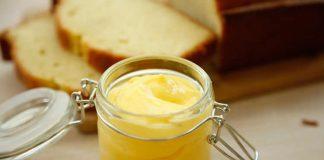 Lemon curd - crème au citron avec thermomix