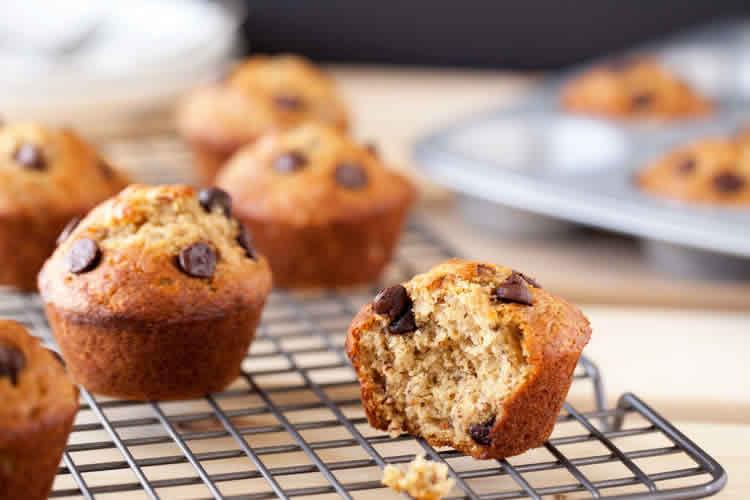 Recette muffin yaourt et chocolat w-w