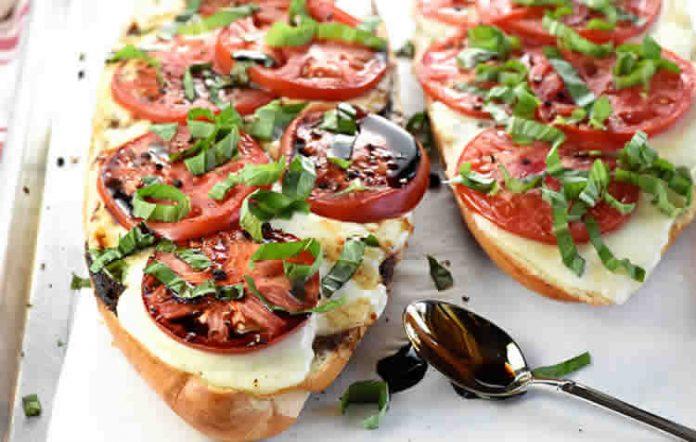 Recette pain pizza française w-w