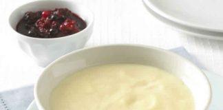Semoule au lait vanille au cookeo