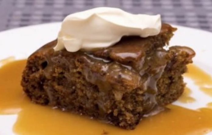 Sticky date pudding avec thermomix