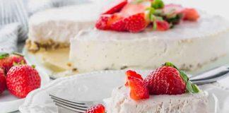 Tarte fraise et noix au thermomix