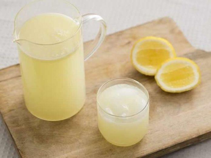 citronnade maison avec thermomix
