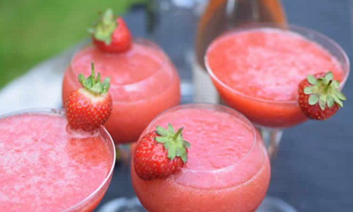 frose cocktail avec thermomix
