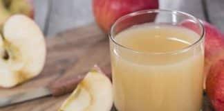 jus de pomme rapide avec thermomix