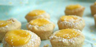 mini muffins au citron avec thermomix